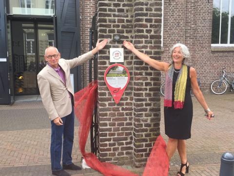 Onthulling iconic house Cuypershuis